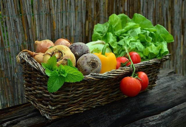 schnell abnehmen stoffwechsel anregen gemüse